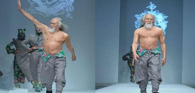 CHINA.- El estilo definitivamente no tiene edad. Foto: Web