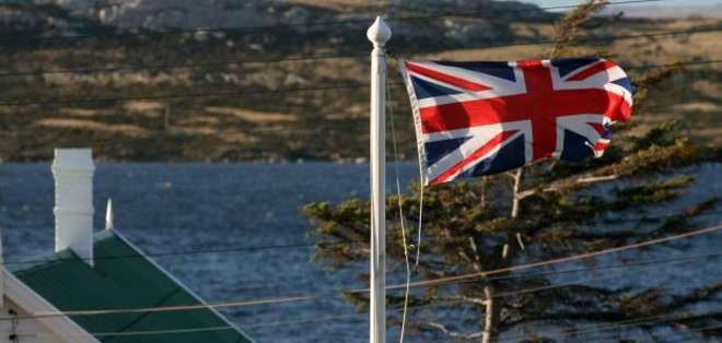 Los hackers pusieron el himno argentino en las web de las islas Malvinas/Falklands.
