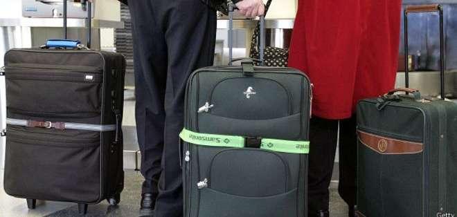 Se calcula que poco más de 7 maletas se pierden por cada mil personas que viajan.