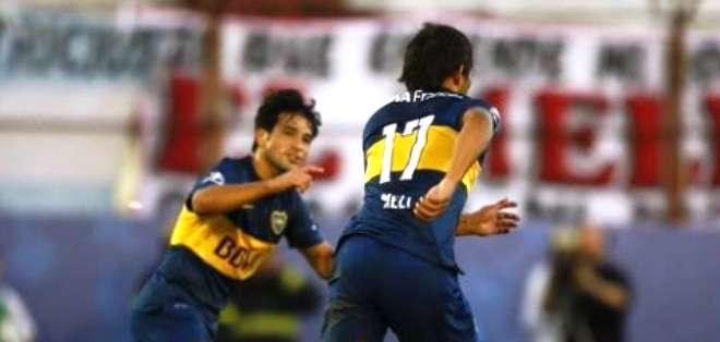 Boca Juniors, líder del fútbol argentino (Foto: Bocajuniors.com.ar)