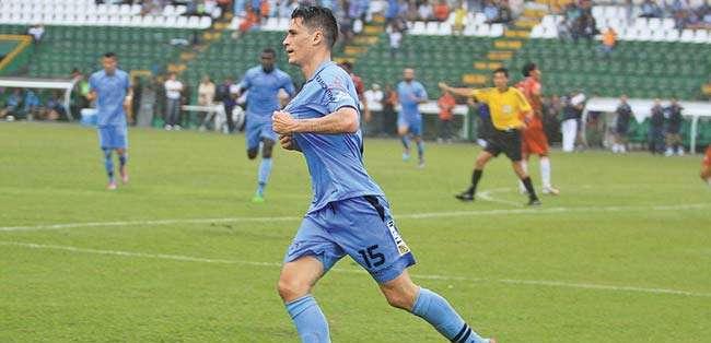 Ya le marcó a Emelec en Copa Libertadores.
