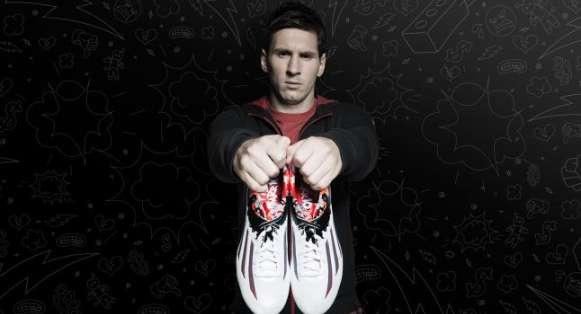Esta sería la causa de la lesión de Messi.