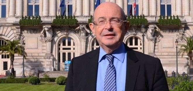 El senador fallecido Jean Germain.