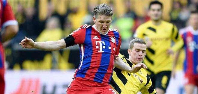 Bastian Schweinsteiger, jugador del Bayern Múnich (Foto: EFE)