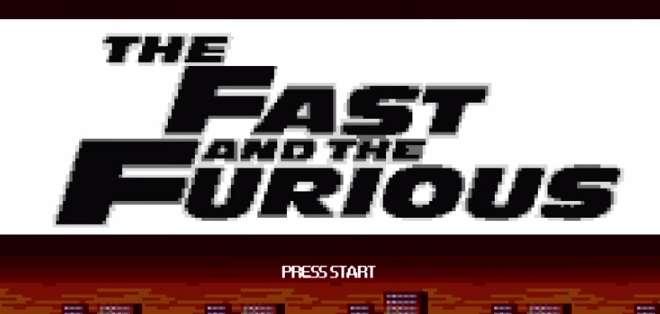 El video muestra cómo sería el videojuego de esta serie de películas en 8 bits.