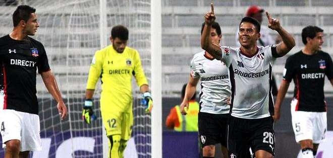 El Atlas pudo marcar un solo gol ante los chilenos (Foto: EFE)