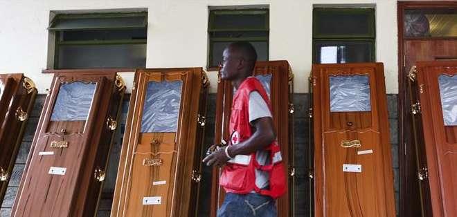 El ataque de Garissa, donde 142 estudiantes, tres policías y tres soldados perdieron la vida, es el más mortífero perpetrado en suelo keniano. Foto: EFE.