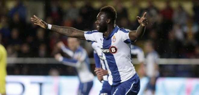 Dos goles marcó el ecuatoriano. Foto: EFE.