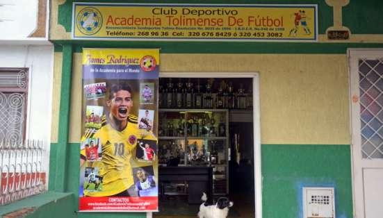 La presencia del jugador se siente en todas partes. Foto: AFP.