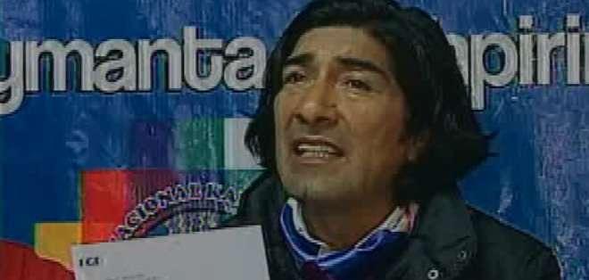 ECUADOR. En el documento se solicita la comparecencia del presidente de la Ecuarunari, Carlos Pérez.