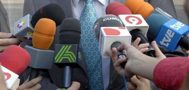 PANAMÁ. Los ponentes también pusieron el acento en la censura que ejerce Argentina, la connivencia entre el Gobierno y la prensa de Guatemala. Fotos: referenciales