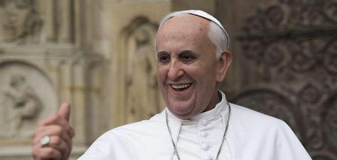QUITO.- El arzobispo de Cuenca, monseñor Luis Cabrera, confirmó parte de la agenda del pontífice en Ecuador. Foto: EFE