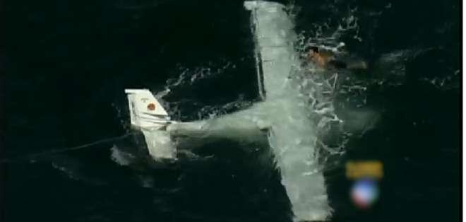 En el accidente no resultaron heridos ni el piloto ni el copiloto del aparato.