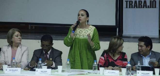 El proyecto será debatido por última vez el próximo martes 14 de abril: Foto: Asamblea Nacional
