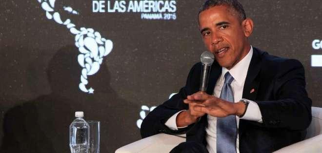Barack Obama se reunirá con Raúl Castro este sábado. Foto: EFE