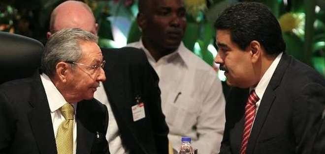 """PANAMÁ. """"Es positivo que el presidente norteamericano, Barack Obama, lo haya reconocido"""", añadió Castro"""