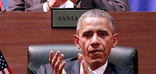 """PANAMÁ. """"Anticipamos que (Obama y Castro) tendrán un diálogo mañana en el marco de la Cumbre"""", explicó el asesor adjunto de Seguridad Nacional de la Casa Blanca, Ben Rhodes. Fotos: EFE"""