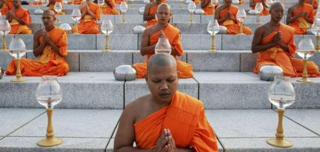 Una encuesta desarrollada por la firma WIN/Gallup International reveló que 94% de los tailandeses afirmó ser una persona religiosa, un país donde el budismo es predominante.