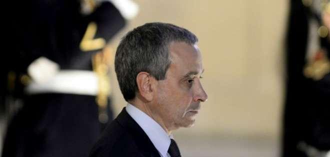 Laurent Stefanini ha sido nombrado embajador ante el Vaticano, pero la Santa Sede no ha aceptado el nombramiento.
