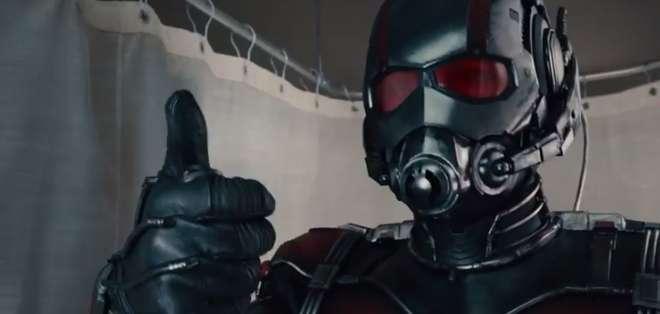 El encargado de representar al héroe más pequeño de Marvel es Paul Rudd.