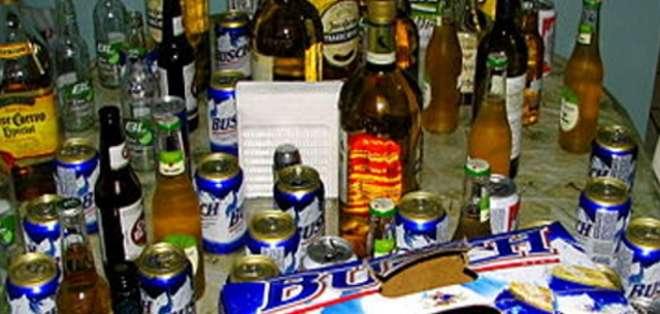 En la lista aparecen algunos países que son productores de alcohol. Foto: WikiCommons