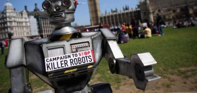 Estos robots podrían tener la capacidad de dilucidar de forma autónoma si matar o no a un humano.
