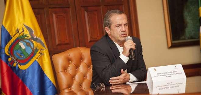 El ministro de Exteriores resaltó que se hayan tratado los temas de Cuba y Venezuela en la cita. Foto: Cancillería