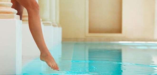EE.UU.- Luego de su reacción negativa a la piscina, Alexandra Allen descubrió en Internet lo que padecía. Foto referencial de Internet