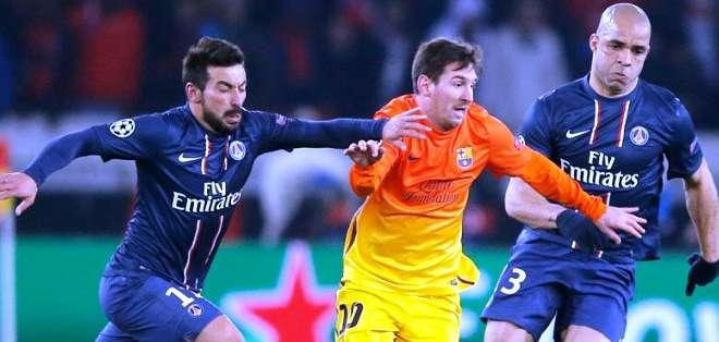 El Barcelona de Lionel Messi, se enfrenta al PSG (Foto: Internet)