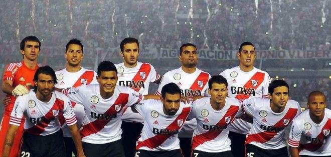 River Plate, busca llegar a los octavos de final de la Copa Libertadores (Foto: Internet)