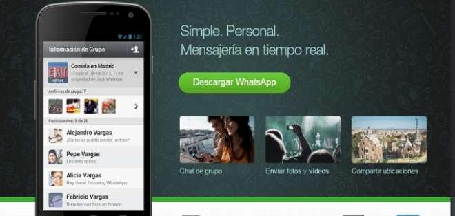 La actualización con el nuevo diseño aún no está disponible en el Google Play, solo en la web. Foto: Captura de pantalla