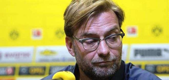 Klopp tenía contrato hasta el 2018 con el Dortmund (Foto: EFE)