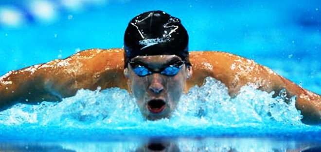 Michael Phelps nadador estadounidense (Foto: Internet)