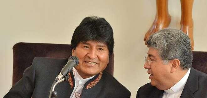BOLIVUIA.- El papa Francisco visitará las ciudades bolivianas de El Alto, La Paz y Santa Cruz. Fotos: EFE