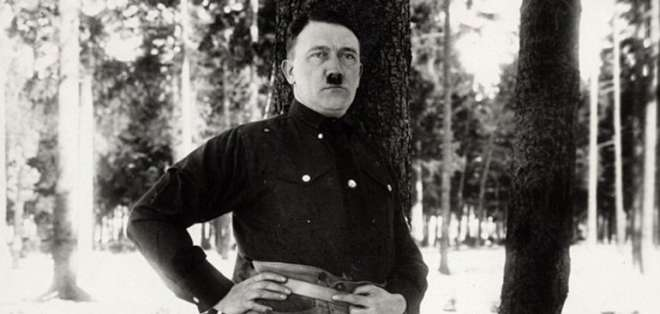Hitler consideraba que esta imagen rebajaba su dignidad y daba risa.