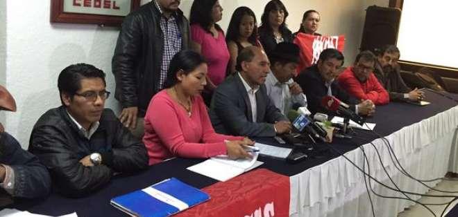 Jubilados pedirán que el presidente Rafael Correa vete la ley.
