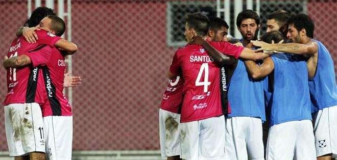 Wanderers se metió en octavos de final de la Copa (Foto: EFE)