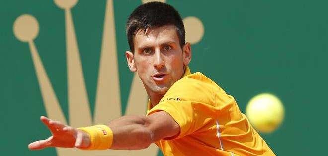 Djokovic cumple una destacada participación en el torneo de Montecarlo (Foto: EFE)