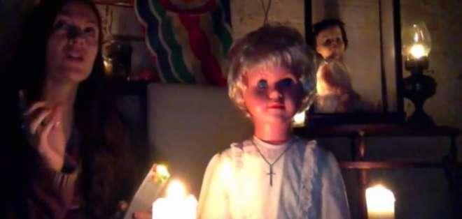 Una experta en ocultismo se encuentra investigando el caso.