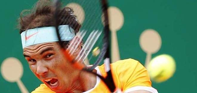 Nadal, uno de los principales jugadores del ATP (Foto: EFE)