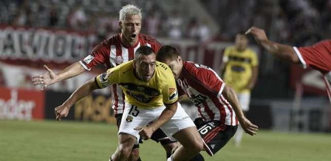 Estudiantes buscará la clasificación en Guayaquil.