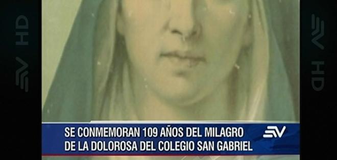 El Papa Francisco también es uno de los devotos de la Virgen Dolorosa.