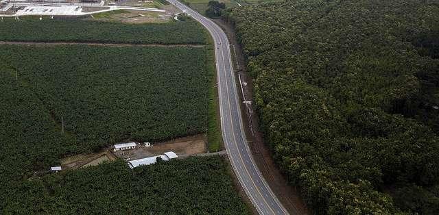 CAÑAR.- La obra que tuvo un costo de 83 millones y  beneficiará a 65 mil personas. Fotos: Flickr Presidencia Ecuador