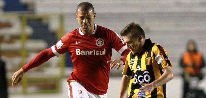 El Inter de Porto Alegre espera cerrar su clasificación ante el The Strongest (Foto: Internet)