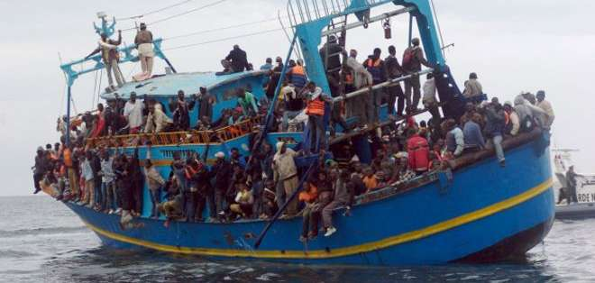 Unos 1.600 migrantes han muerto en lo que va del año en el Mediterráneo.