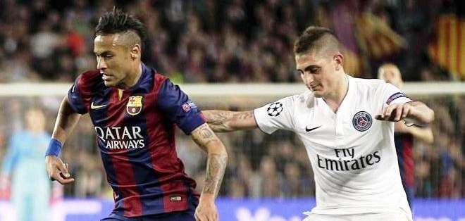 Neymar hizo dos goles para el triunfo del Barcelona (Foto: EFE)
