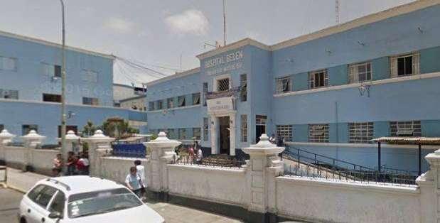 PERÚ, Trujillo.- Las niñas nacieron en el Hospital Belén. Foto: Google Street View