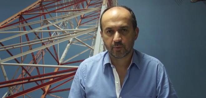 GUAYAQUIL.- Darío Patiño realiza una crítica acerca de la libertad de prensa en la actualidad.