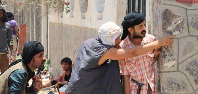 YEMEN. Entre las 115 muertes, 64 fueron por bombardeos aéreos y 26 por municiones sin estallar o minas. Fotos: AFP