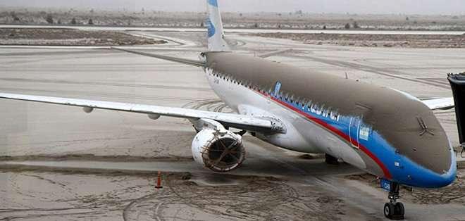 En total, hubo dos vuelos cancelados de Delta, uno de Air France, dos de Air Canada y todos los trayectos previstos para hoy de American Airlines. Fotos: Archivo